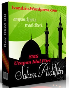 EBOOK COVER SMS UCAPAN